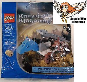 LEGO NEW Polybag 5994 Knight's Kingdom Catapult Castle (2005)
