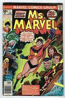 Ms. Marvel #1 1976/'77 Very Good (4.0) Intro: Ms. Marvel