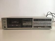 SONY TC-FX500R Cassette Deck First Year With DOLBY Auto Reverse