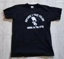 Camiseta ultras DIFENDI I TUOI COLORI Italia