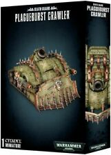 Games Workshop 4352 Warhammer 40,000 Death Guard Plagueburst Crawler Miniature