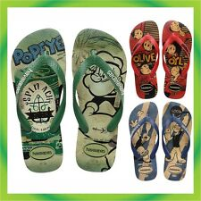 New Collection Havaianas 2017 Popeye - All Colors and All Sizes