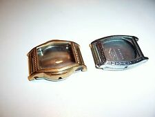 Antique Wrist Watch Cases Buro and Providence Gold Filled
