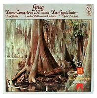 "Grieg Piano Concerto In A Minor Peer Gynt Suite 12"" Vinyl LP CFP 160 FREE UK P&P"