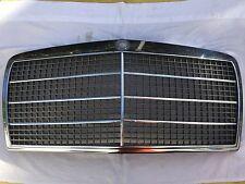 Chrom Kühlermaske Kühlergrill chrome radiator grille Mercedes Benz DB W116 W 116
