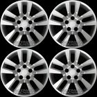 4 New 16 Wheel Covers For Nissan Altima 2002-2018 Snap On Full Rim Hub Caps R16