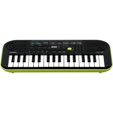 Casio SA-46 Mini Keyboard Kid's Portable Piano