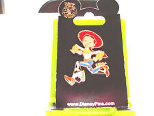 Disney * TOY STORY - JESSE - COWGIRL * New on Card Character Trading Pin