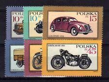 POLOGNE - POLSKA Yvert n° 2902/2907 neuf sans charnière MNH