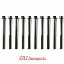 Cylinder Head Bolt Set 01-09 Ford Mazda Mercury 2.0L 2.3L DOHC w/ Turbo DURATEC