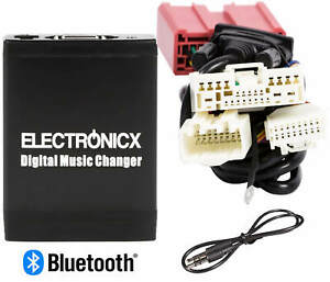 Adapter USB SD MP3 Aux Bluetooth Hands Free Mazda 3 5 6 CX-5,CX-7,RX-8