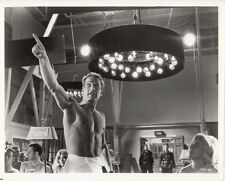 Paul Newman barechested VINTAGE Photo