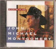 Kickin' It Up By John Michael Montgomery (CD, 1994, Atlantic)[New/Sealed]