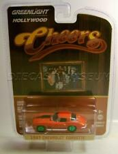 1967 '67 CHEVY CORVETTE CHEERS GREEN MACHINE CHASE CAR HOLLYWOOD GREENLIGHT 2017