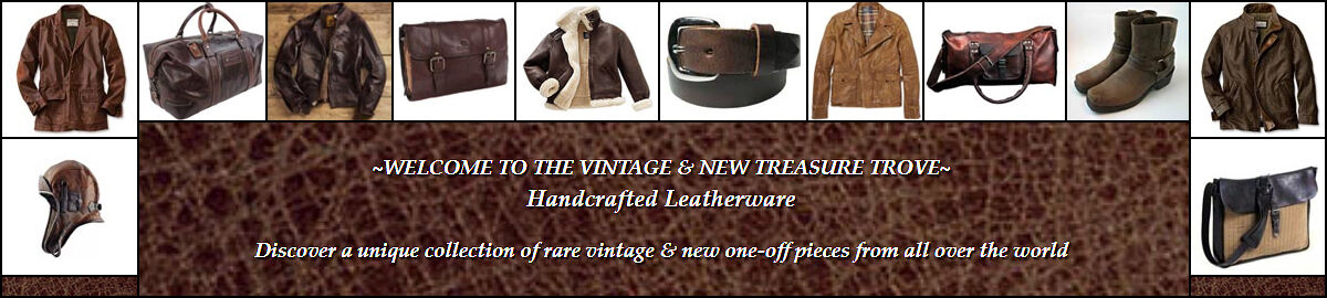Handcrafted Leatherware