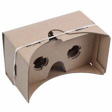 6 inch DIY 3D VR Virtual Reality Glasses Hardboard For Google Cardboard R9J8