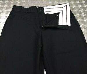 "Genuine British Made Standard Issue Uniform Dress Trousers  42""  XL Leg OT2"