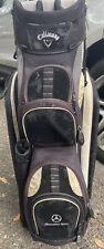 Callaway Golf Mercedes Benz 14-Way Cart Bag Black/Grey