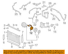 Acura HONDA OEM 94-95 Integra Compressor-Clutch Coil 38924P72003