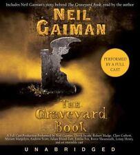 The Graveyard Book : Full Cast Production by Neil Gaiman (2014, CD, Unabridged)