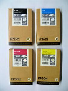Original Epson T6161 T6162 T6163 T6164 B-300 B-310N B-500DN B-510 Date 2016