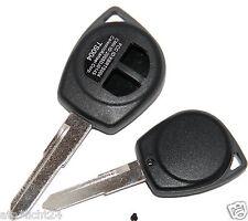 SUZUKI SWIFT LIANA SX4 KEY CAR Schlüsselgehäuse Schlüssel Fernbedienung Rohling