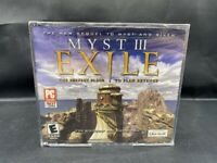 NEW SEALED MYST III 3 EXILE PC CD-ROM GAME