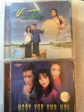 THE SON-HOANG LAN-MY HUYEN L/K RUMBA-CHACHACHA 1&2  ( Vietnamese CD) RARE