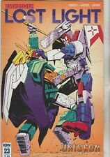IDW Comics Transformers Lost Light #5 May 2017 Subs Variant a 1st Print NM