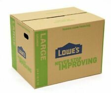 "Large Cardboard Boxes 24"" X 18"" Storage Moving Shipping Packing Mail Pack Of 5"