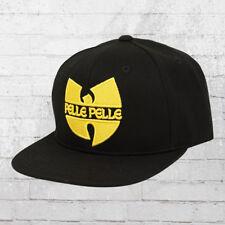 Pelle Pelle Kappe Wu Tang Clan Protect Ya Neck Snapback Cap schwarz Mütze Kappe