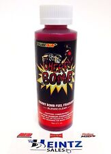 Power Plus Lubricants Cherry Bomb Fuel Fragrance for Car, Motorcycle, ATV, IMCA