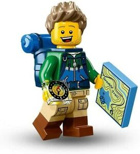 LEGO Collectible Minifigure Series 16 - HIKER EXPLORER 71013 FACTORY SEALED