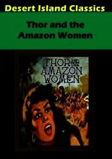 Thor & the Amazon Women [New DVD] Manufactured On Demand, NTSC Format