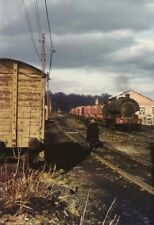 PHOTO  NCB TRAIN NEAR WINLATON MILL 1969