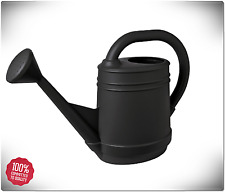 Bloem 2-Gallon Slate Resin Traditional Designed Light Weight Garden Watering Can