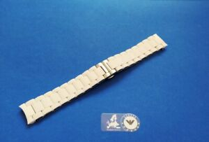 Watch Strap forEmporio Armani AR5859 Band With Clasp Rubber