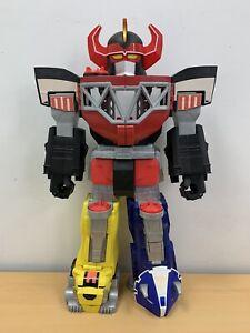 Imaginext Power Rangers Morphin Megazord Playset Toy