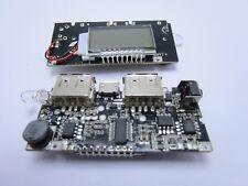 Circuito powerbank 18650 doppia usb 5v 2.1A / 5V 1A per carica smartphone tablet
