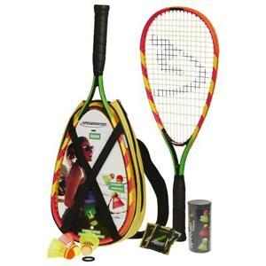 SPEEDMINTON®-  S 600 Set Outdoor Freizeit Set Federball Badminton 2er Set