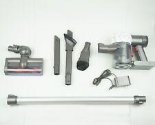 Dyson V6 Cordless Stick Vacuum Cleaner W/ Attachments - White/Silver (IL/RT6-...