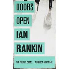 Ian Rankin Doors Open Libro Nuevo
