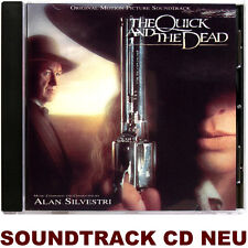 The Quick and the Dead - Alan Silvestri - Soundtrack CD NEU