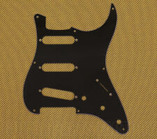 099-1358-000 Genuine Fender 3-Ply Black '57 Stratocaster Guitar Pickguard