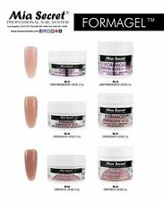 Mia Secret Formagel Builder UV Gel CANDY PINK /COVER BLUSH /cover TAN~Free Ship
