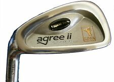 Square Two Agree 2 Pro Design 8 Iron Woman's Golf Club_Steel Shaft LH