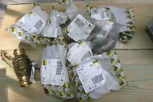 """Lot of Propress copper fittings 2"""" and 11/2"""" -9 fittings+valve"""