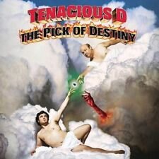 Tenacious D The Pick Of Destiny Vinyl LP Cover Jack Black Sticker or Magnet