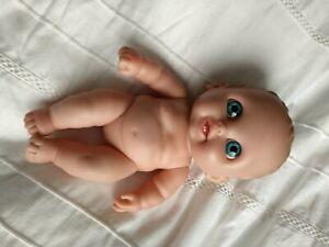 Berenguer doll..blue eyes..22cm