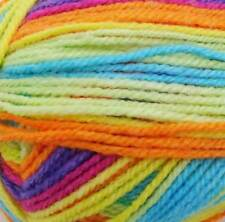 Stylecraft Wondersoft Merry Go Round Double Knitting Rainbow 3142 100g